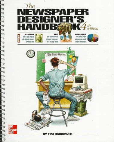9780697327208: The Newspaper Designer's Handbook