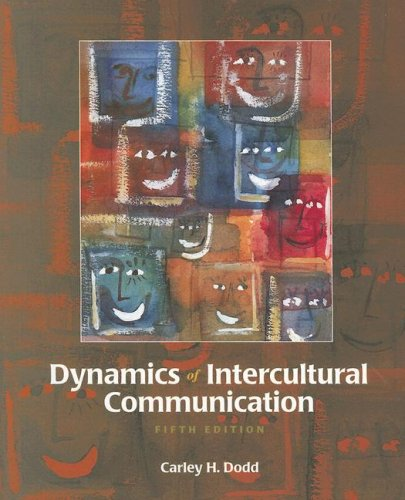 9780697327253: Dynamics of Intercultural Communication