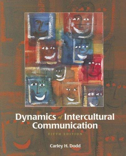 9780697327253: Dynamics of Intercultural Communication