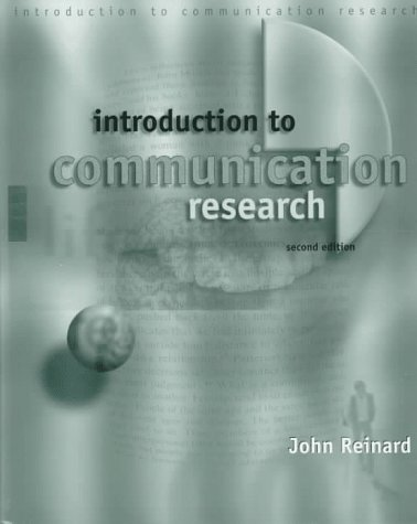 9780697327307: Introduction to Communication Research