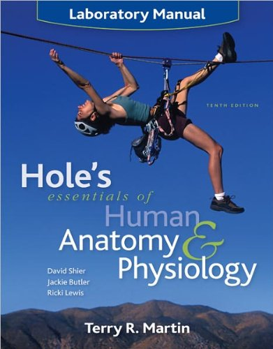 9780697329189: Laboratory Manual To Accompany Hole's Essentials Of Human Anatomy And Physiology