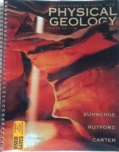 9780697344076: Physical Geology