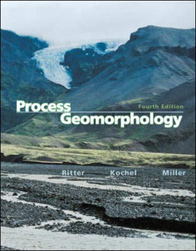 9780697344113: Process Geomorphology