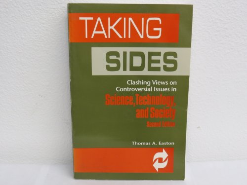 9780697360076: Taking Sides: Clashing Views on Controversial Issues in Science, Technology, and Society