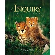 Inquiry into Life 9th: Mader, Sylvia S.