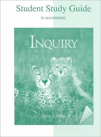 9780697360779: Inquiry into Life