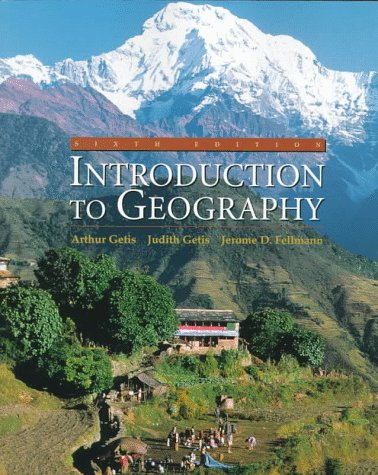 9780697361554: Introduction to Geography
