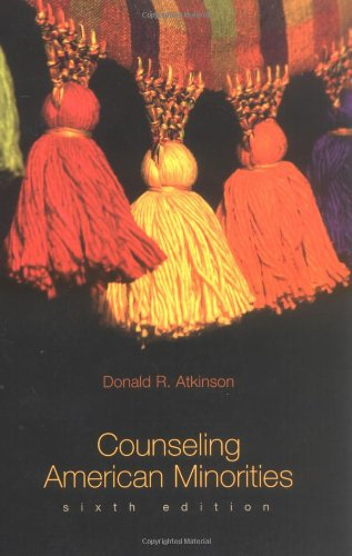 9780697361851: Counseling American Minorities: A Cross-Cultural Perspective