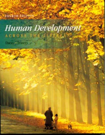 9780697364296: Human Development Across the Lifespan