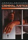 Criminal Justice 97/98 (21st ed): Editor-John J. Sullivan;