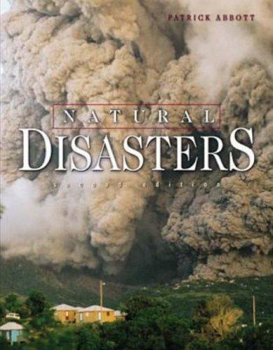 9780697374394: Natural Disasters