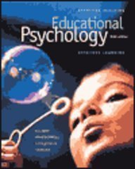 Educational Psychology: Effective Teaching, Effective Learning: Thomas R. Kratochwill,