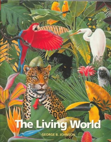 9780697383822: The Living World