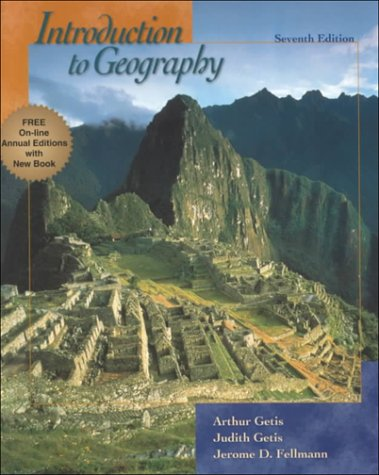 9780697385062: Introduction to Geography
