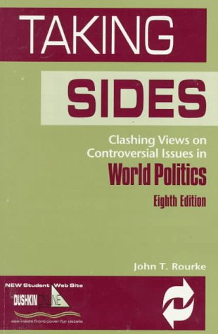 Clashing Views on Controversial Issues in World: John T Rourke