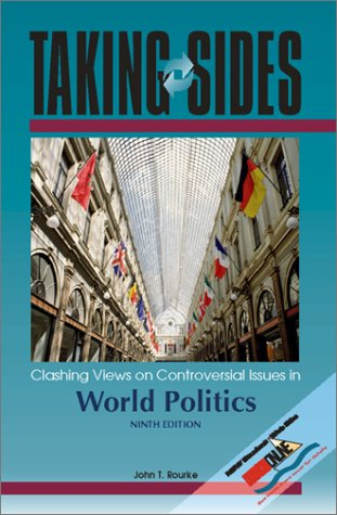 Taking Sides: Clashing Views on Controversial Issues: John T. Rourke