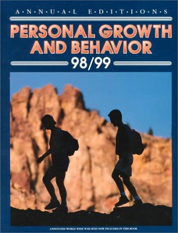1998 1999 Personal Growth and Behavior Annual: Duffy, Karen G.