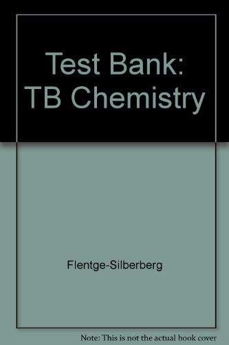 9780697396020: Test Bank: TB Chemistry