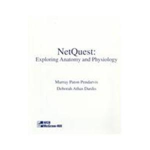 9780697418944: NetQuest: Exploring Anatomy and Physiology