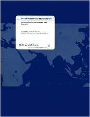 9780697774774: International Business: The Challenge of Global Competition 10th Edition