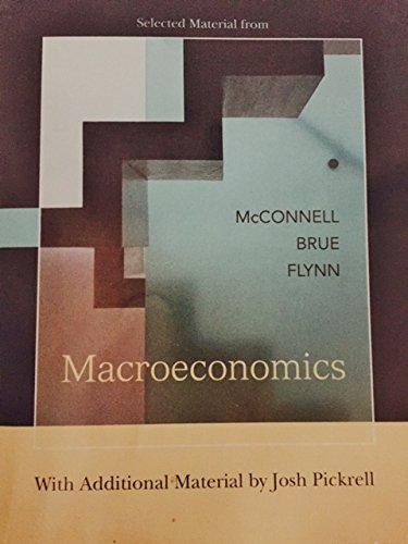 9780697782175: Principles of Economics - International Student Edition 4e Fourth Edition