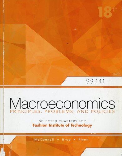 9780697784032: Macroeconomics - Fashion Institute of Technology STATE UNIVERSITY OF NEW YORK