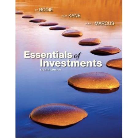 9780697789945: Essentials of Investments