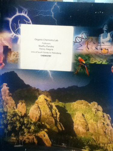 9780697793522: Organic Chemistry Lab (Custom for University of South Florida St. Petersburg)