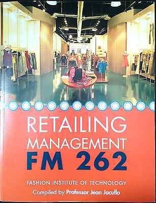 9780697798923: Retailing Management (FM 262 Fashion Institute of Technology)
