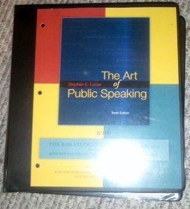 9780697808226: The Art of Public Speaking