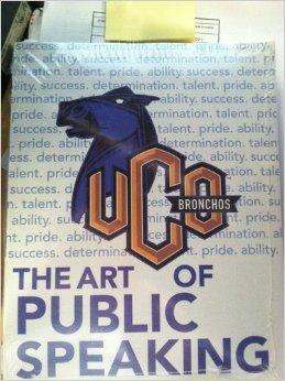 9780697813350: ART OF PUBLIS SPEAKING >CUSTOM<