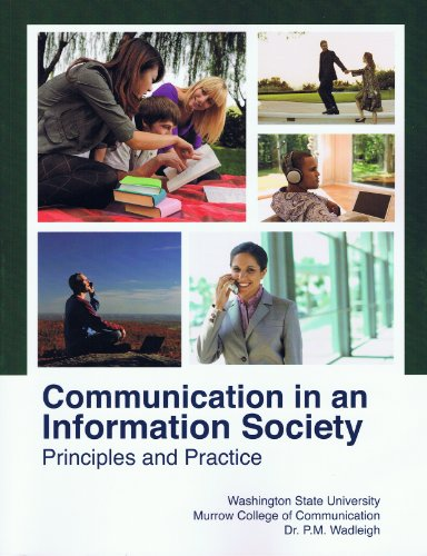9780697813701: Communication in an Information Society: Principles and Practice Washington State University