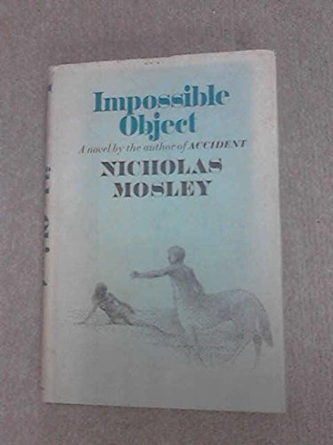 9780698101753: Impossible Object (US 1st impression - RARE SIGNED)
