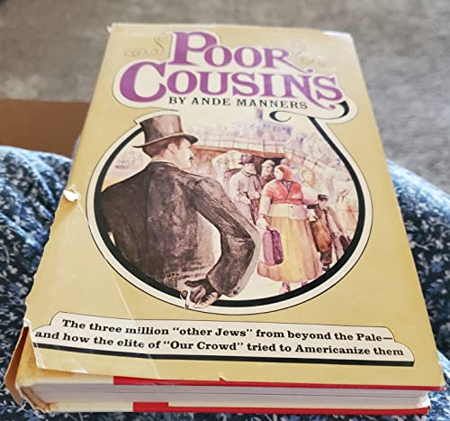 Poor Cousins.: Manners, Ande.
