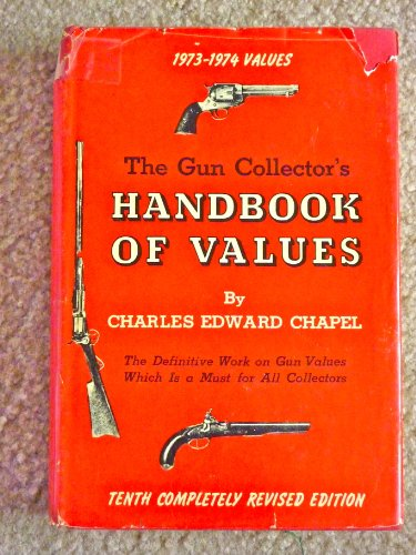 9780698105034: The gun collector's handbook of values