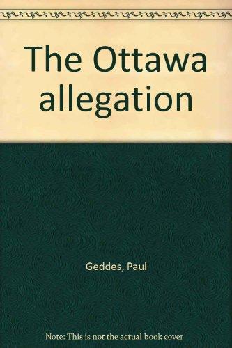 The Ottawa allegation: Geddes, Paul