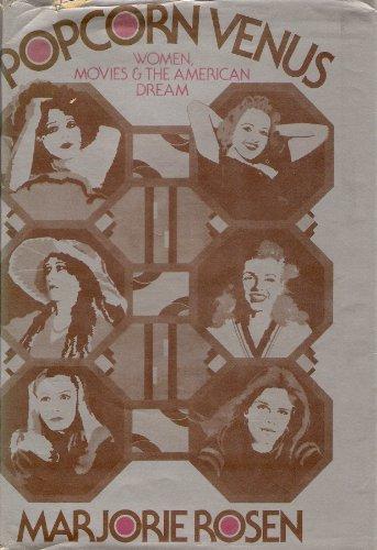 9780698105454: Popcorn Venus; women, movies & the American dream