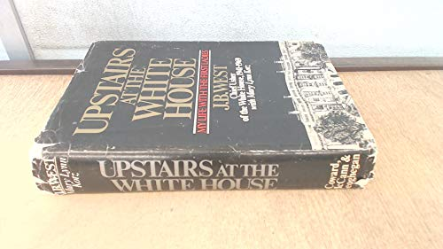 9780698105461: Upstairs at the White House: My Life With the First Ladies