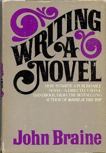 9780698105843: Writing a novel