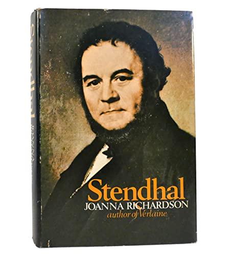 Stendhal: Richardson, Joanna