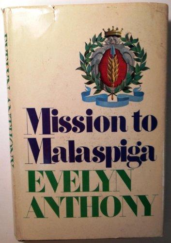 Mission to Malaspiga: Anthony, Evelyn