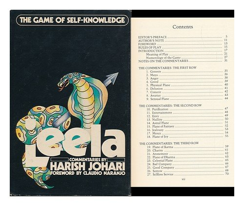 Leela: The Game of Self-Knowledge: Harish Johari