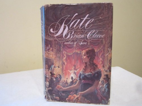 Kate: Brian Talbot Cleeve