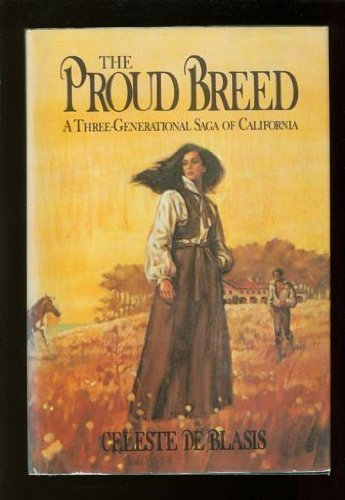 9780698108707: The Proud Breed