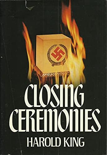Closing Ceremonies: King, Harold