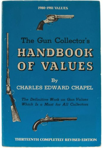 9780698110106: The Gun Collector's Handbook of Values
