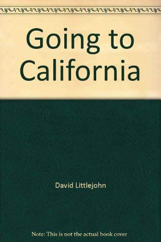 Going to California: Littlejohn, David