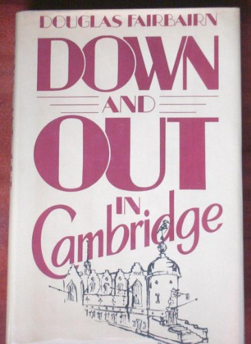9780698110892: Down and Out in Cambridge