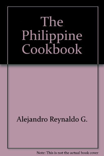 9780698111745: The Philippine cookbook