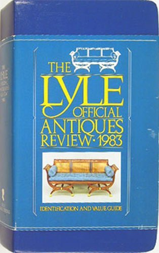 Lyle Official Antiques Review, 1983: Rutherford, Margot